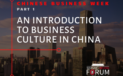 An introduction to business culture in China